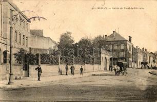 Sedan, Fond-de-Givonne / entry