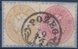 """5kr + 15kr with watermark """"POZEG"""", 5kr + 15kr vízjellel """"POZEG"""""""
