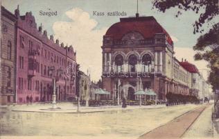Szeged, Kass szálloda