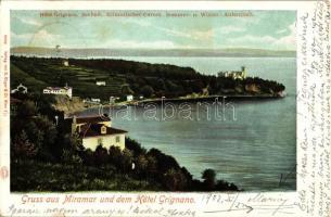 Trieste, Hotel Miramar and Grignano (b)