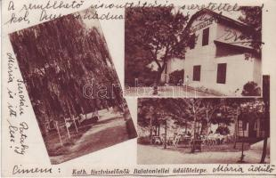 Balatonlelle Ferienhaus