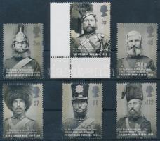 150th anniversary of Crime war set, A Krimi háború 150. évfordulója sor