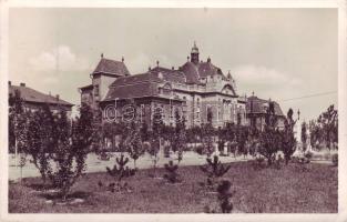 Szeged, Magyar királyi állami felsőipariskola