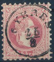 1867 5kr GYERES (Gudlin 500 pont)