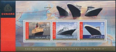 2008 Utasszállító hajók blokk Mi 62