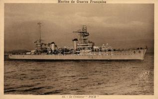 French cruiser Foch, Foch francia cirkáló