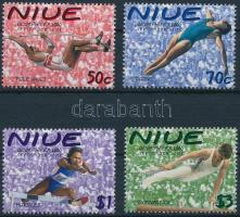 2000 Nyári olimpia sor Mi 945-948