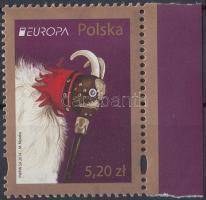 Europa CEPT Musical instruments margin stamp, Europa CEPT Hangszerek ívszéli bélyeg