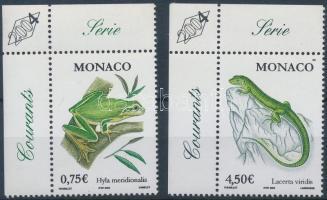 2004 Mediterrán élővilág ívsarki sor Mi 2683-2684
