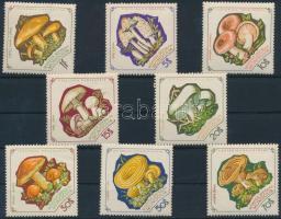 1964 Gomba sor Mi 345-352