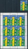 2000 Europa CEPT bélyeg + kisív Mi 196