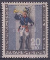 1954 Posta kiállítás Mi 120