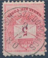 1874 5kr CSÍK SZT. DOMOKOS (Erdély)