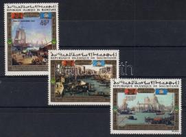 1972 UNESCO Velence megmentése Mi 431-433