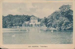 Bad Nauheim, Teichhaus / Pond