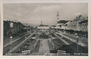 Máramarossziget Főtér / main square