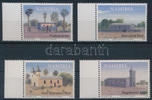 2004 Történelmi épületek ívszéli sor Mi 1135-1138