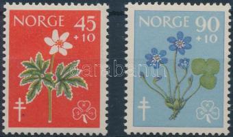 1960 Egészségügy sor Mi 438-439