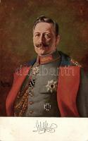 Kaiser Wilhelm II s: R. Swierzy, II. Vilmos német császár s: R. Swierzy