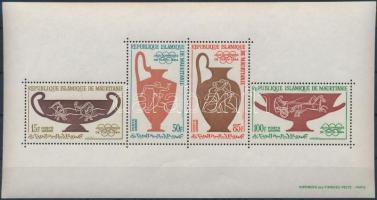 1964 Nyári olimpia blokk Mi 2