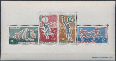 1964 Nyári olimpia blokk Mi 3