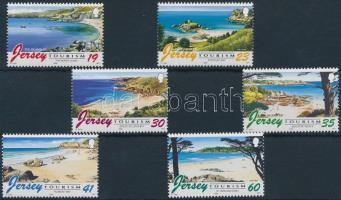 1996 Turizmus sor Mi 748-753