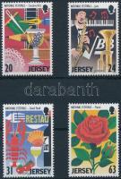 1998 Europa CEPT nemzeti ünnepnapok sor Mi 827-830