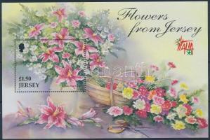 1998 Virágok (I) blokk Mi 20