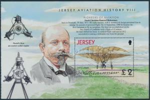 2003 A repülés története (VIII) bélyegfüzetlap H-Bl. 52 (Mi 1068 I)