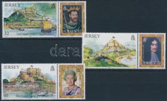 2004 Királyi fennhatóság 3 pár Mi 1137-1142