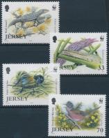 2004 Veszélyeztetett állatok (II) sor Mi 1143-1146