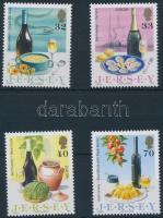 2005 Europa CEPT gasztronómia sor Mi 1169-1172