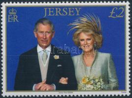 2006 Charles herceg és Camilla Parker-Bowles esküvői évfordulója Mi 1231