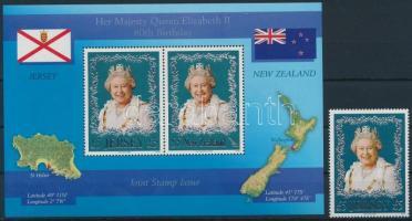 2006 II. Erzsébet királynő Mi 1232 b + blokk Mi 56 b