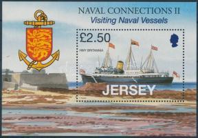 2008 Királyi haditengerészet blokk Mi 70