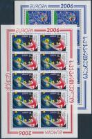 2006 Europa CEPT, Integráció kisív sor Mi 515-516