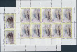 2006 Vasút kisív sor Mi 466-467