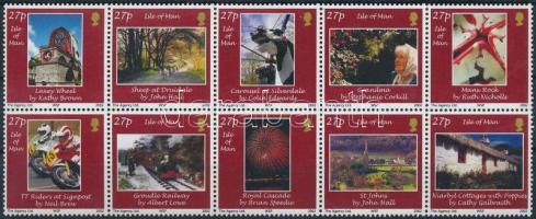 2002 Fotók (I) tízestömb Mi 984-993