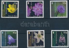 2004 Őshonos növényvilág sor Mi 1126-1131