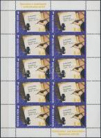 2009 Európai Unió tagság kisív Mi 525