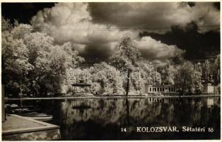 Kolozsvár, Sétatéri tó / lake