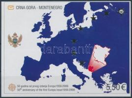 2006 Europa CEPT blokk Mi 2 A