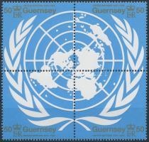 1995 ENSZ sor 4-es tömbben Mi 678-681