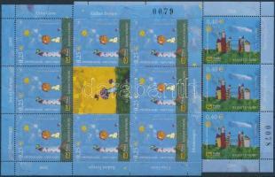 2008 Gyerekek kisívsor Mi 192-193