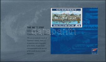 2001 A posta privatizációja blokk Mi 27