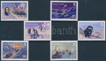 2007 Nemzetközi sarki év sor Mi 1391-1396