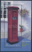 2002 150 évesek a postaládák blokk Mi 30