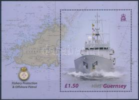 2003 Hajó blokk Mi 34