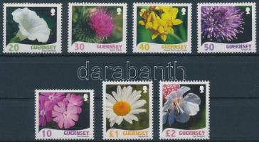 2008 Virágok sor Mi 1172-1178