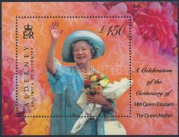 2000 Erzsébet anyakirálynő blokk Mi 8
